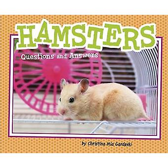 Hamsters - Questions and Answers - 9781474721394 Book