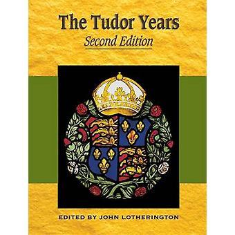Tudor år (2. reviderede udgave) af David Grossel - Malcolm Saxo