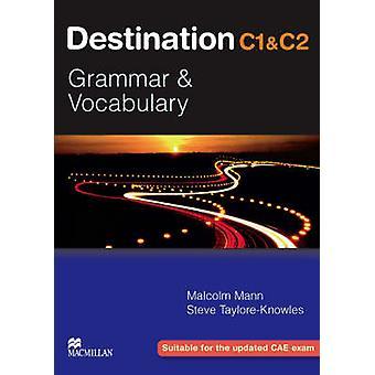 Destinazione grammatica C1 - libro dello studente senza chiave di Malcolm Mann -