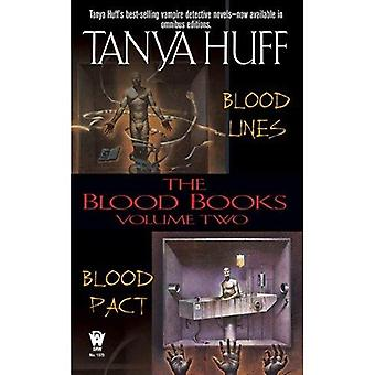 The Blood Books: Volume 2; Blood Lines/Blood Pact: 2 (The Blood Books)