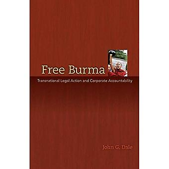 Gratis Birma: Transnationale juridische actie en maatschappelijk verantwoord ondernemen