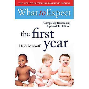 Wat te verwachten van het 1ste jaar [3rd Edition] (wat te verwachten)