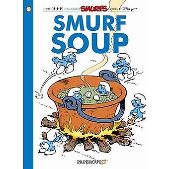 Les Schtroumpfs #13: Schtroumpf soupe