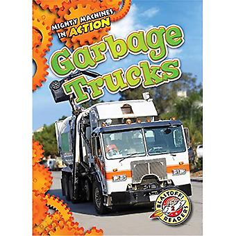 Garbage Trucks (Mighty Machines in Action)