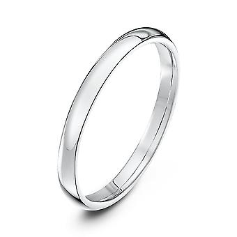 Star Wedding Rings Palladium 950 Light Court 2mm Wedding Ring