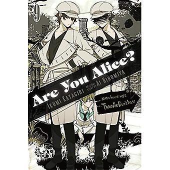 Är du Alice?, Vol. 9
