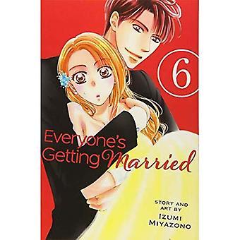 Każdy ślub, Vol. 6 (każdy jest dostawanie żonaty)
