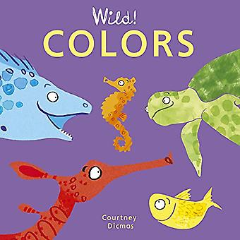 Colors (Wild! Concepts) [Board book]