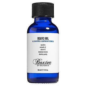 Baxter of California Beard Oil All Skin Types 1oz / 30ml