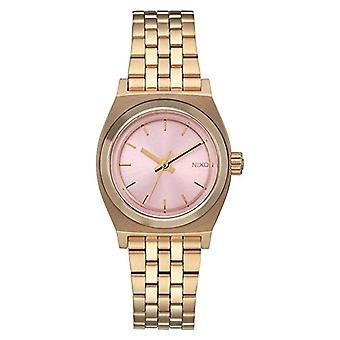 Nixon Analog quartz ladies with stainless steel strap A399 just-2360-00
