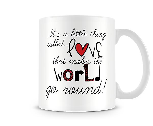 Little Thing Called Love Mug
