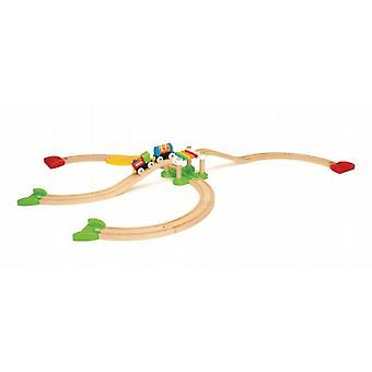 BRIO 33727 My First Railway Beginner Pack 33727