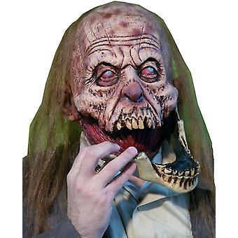 Slack Jaw Latex Mask For Halloween