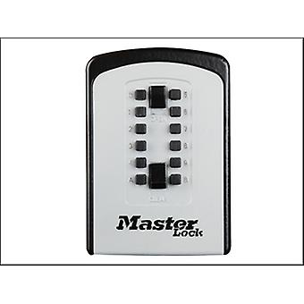 Master Lock Push Button Select Access Key Safe