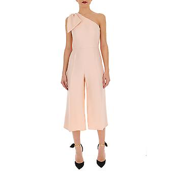 Elisabetta Franchi Pink Polyester Overall