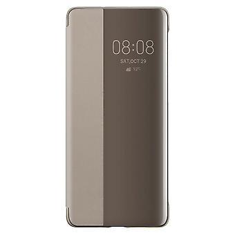 Caqui de tapa flip visualización inteligente de Huawei P30 por original funda bolso bolsa 51992886