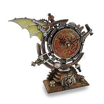 Stormgrave himmelska kronometer Steampunk skrivbordsklockan