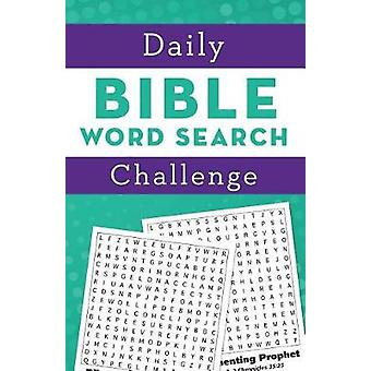 Daily Bible Word Search Challenge by Compiled by Barbour Staff - 9781