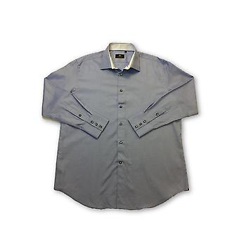 Circle of Gentlemen Dressed 'Chad' shirt in blue