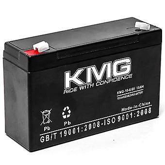 KMG 6V 10Ah Replacement Battery for SOLA 540000000000 5600000000000