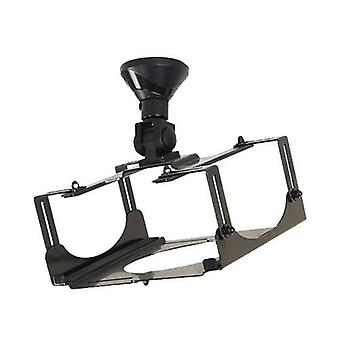Newstar c300 ceiling mount for videoprojector max weight 15kg with adjustable cage color black