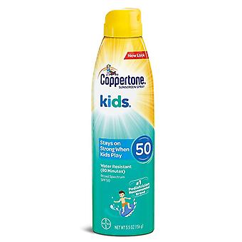 Coppertone kids Sonnencreme kontinuierliche Spray, LSF 50, 5,5 oz