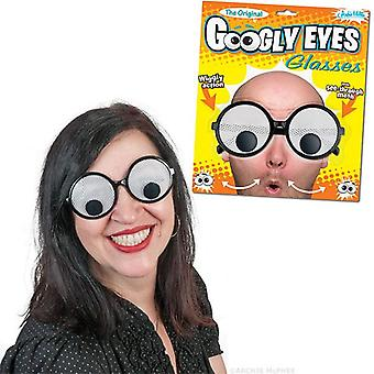 Character Goods - Archie McPhee - Glasses - Googly Eyes 12386