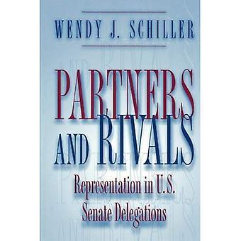 Partners and Rivals - Representation in U. S. Senate Delegations