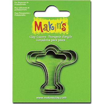Makin's Clay Cutters 3 Pkg Airplane M360 26