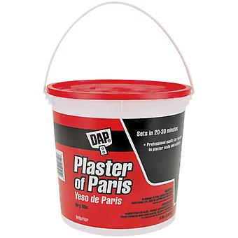 Plaster Of Paris 8 Pound Tub White 10310