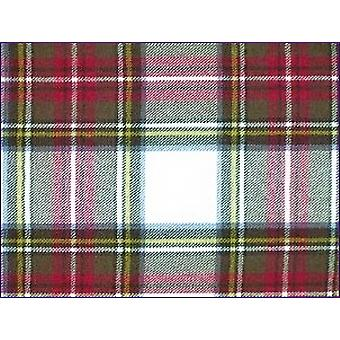 Stewart Dress, Muted - Pure Wool Tartan