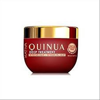 Kativa Quinoa Mask Pro + 250 Ml. (Woman , Hair Care , Conditioners and masks)
