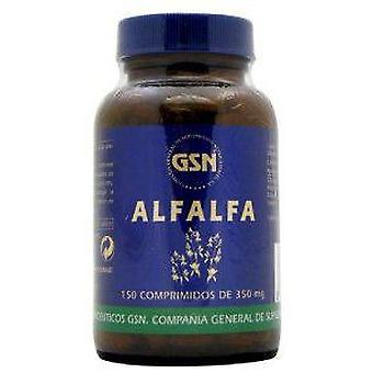 GSN Comp. Alfalfa 150X350Mg (Sport , Athlete's health , Multivitamins)