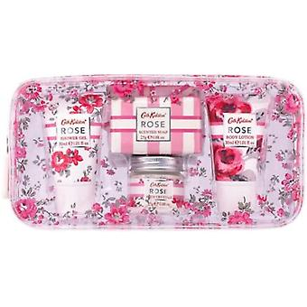 Cath Kidston Painted Rose Bath & Body Gift Bag