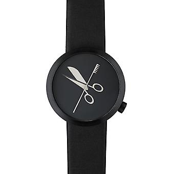 Akteo Hairdressing January 48 Black (3) (Fashion accesories , Watches , Analog)