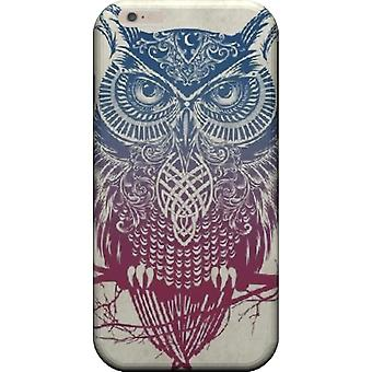 Vintage tribal uil iPhone cover 7