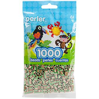 Perler Striped Beads 1,000/Pkg-Camo PSBB05-15172