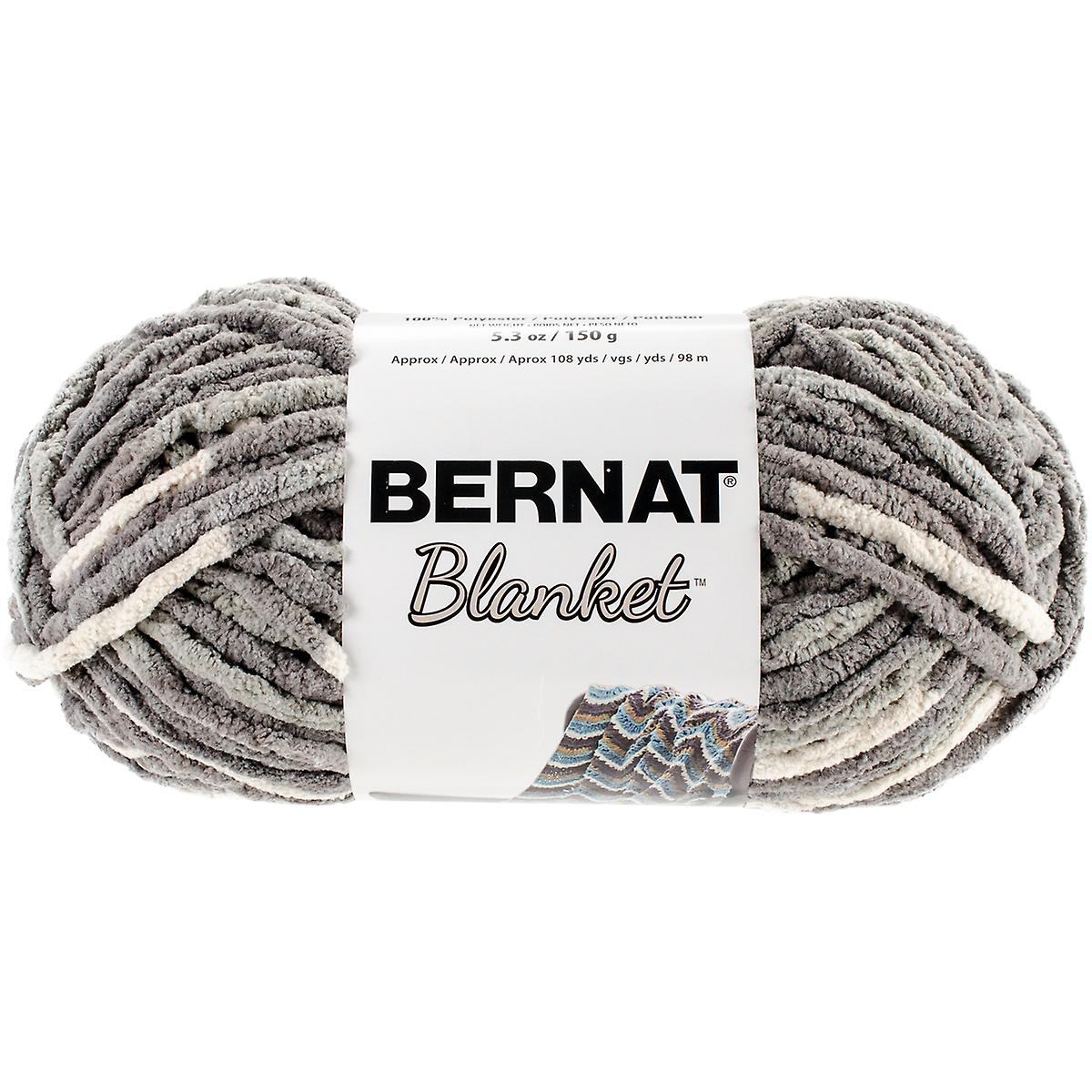 Blanket Yarn-Silver Steel 161200-1