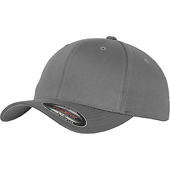 Flexfit WOOLY COMBED Stretchable Cap - grey