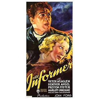 Der Informer Movie Poster (11 x 17)