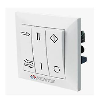Wall control for energy-saving ventilation system TwinFresh Standard series