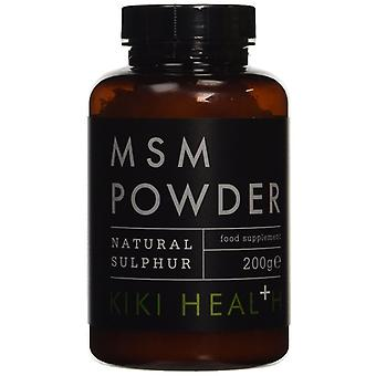 Kiki, MSM Powder, 200g