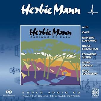 Herbie Mann - Caminho De Casa [SACD] USA import