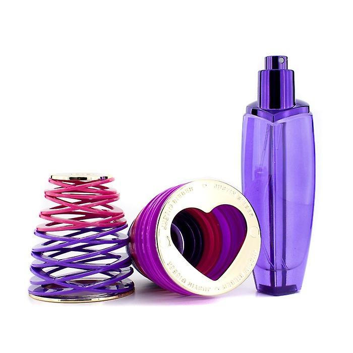 Justin Bieber Girlfriend Eau De Toilette Spray 50ml / 1.7 oz