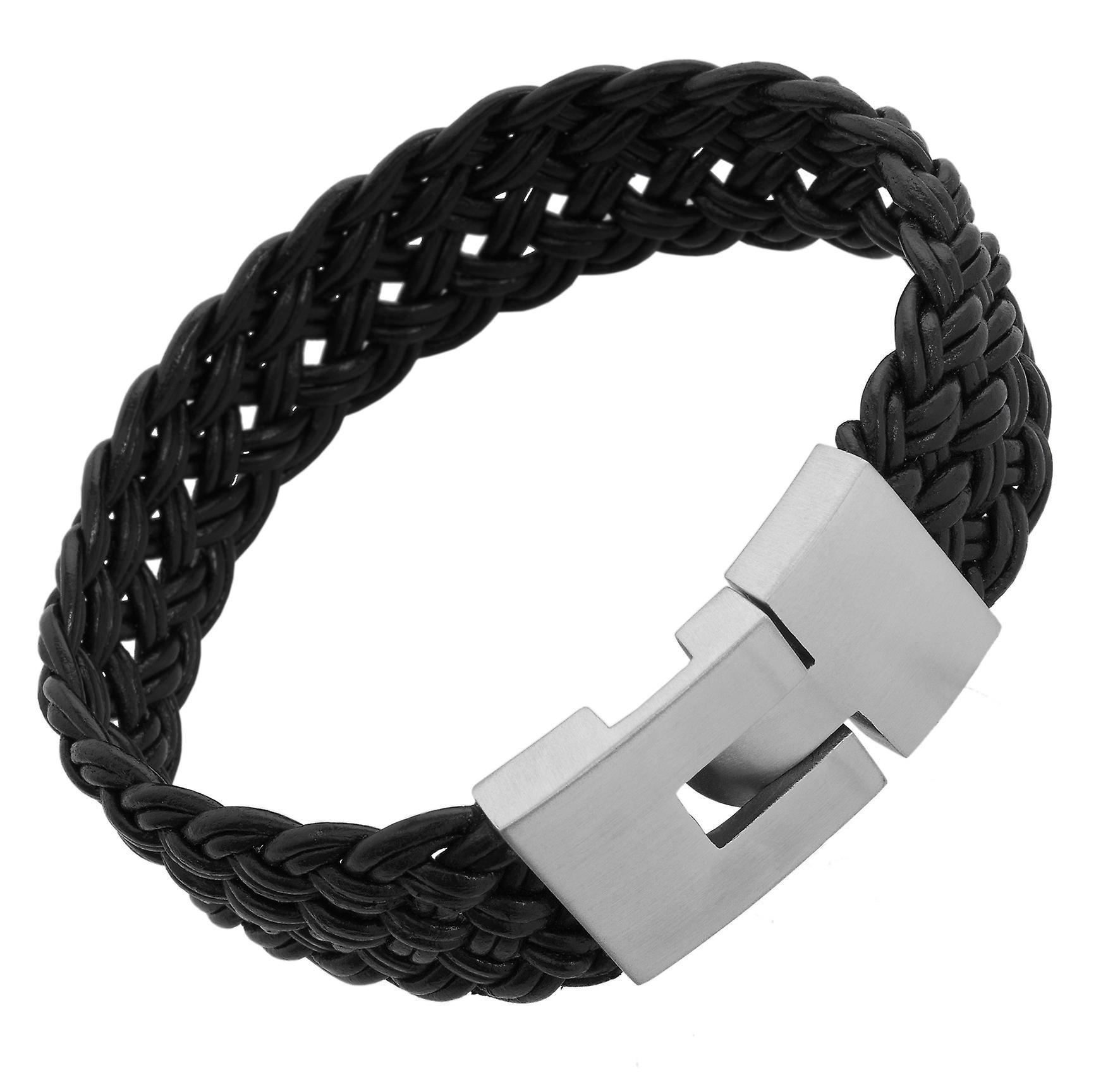 Burgmeister Leather bracelet, JBM4022-759