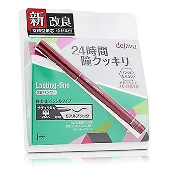 Varig fint blyant Eyeliner - Real Black - 0.15g/0.005oz