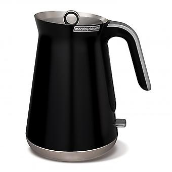 MORPHY RICHARDS Kettle Aspect Black