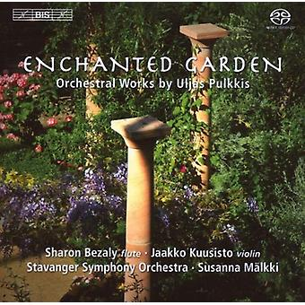 Kuusisto/Bezaly/Stavanger Symphony - Uljas Pulkkis: Enchanted Garden [SACD] USA import