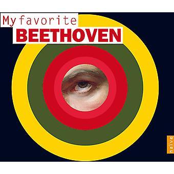 Beethoven/Kopatchinskaja/Herreweghe - My Favorite Beethoven [CD] USA import