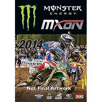 Motocross nationer 2014 [DVD] USA import